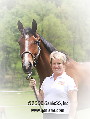 Valerie Kanavy and Spectacular Gold
